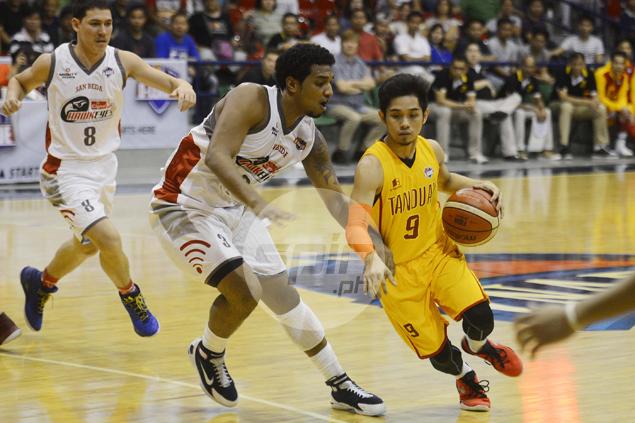 Cignal-San Beda Hawkeyes, Tanduay Rhum Masters face off in D-League semis decider