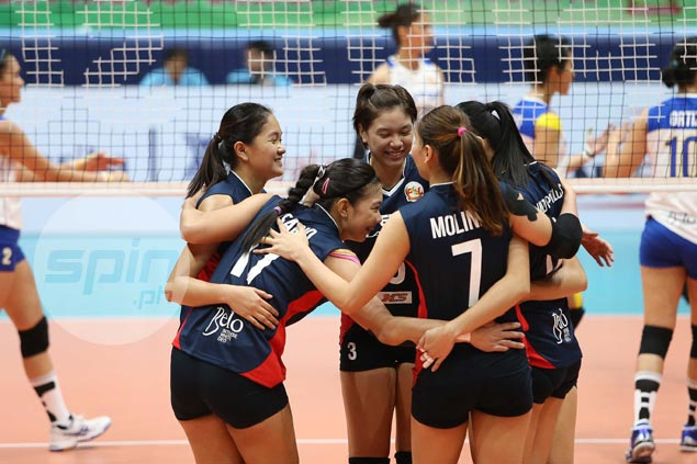 Smooth transition as Mika Reyes quick to blend in at new club Petron