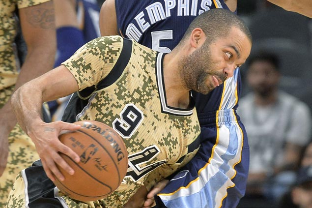 LaMarcus Aldridge, Tony Parker come up clutch as Spurs avert collapse to get back at Grizzlies