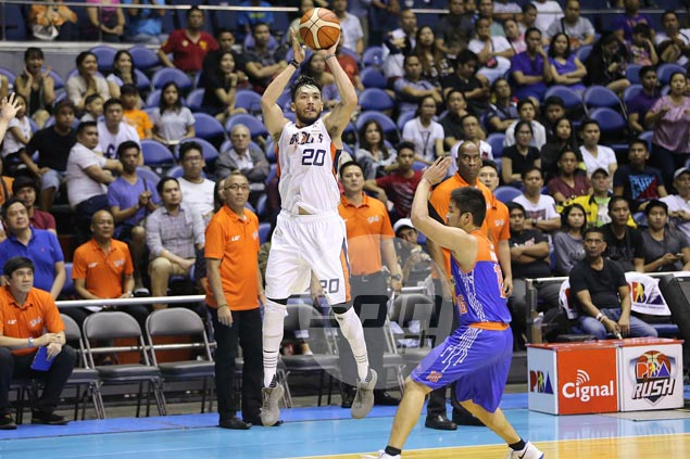 Jared Dillinger encouraged but cautious despite Meralco's impressive start