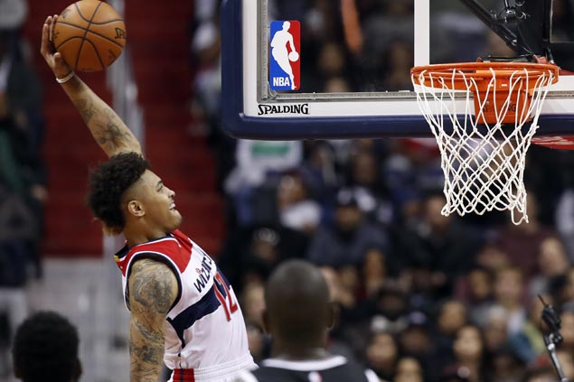 Wizards down Nets to make it back-to-back wins after two straight losses