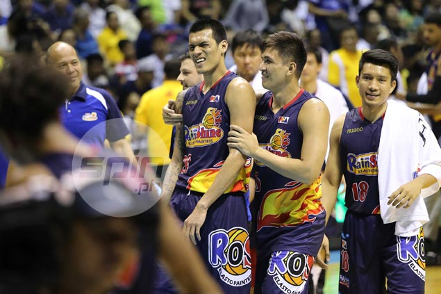 Rain or Shine counting on twin towers Taggart, Almazan to dominate depleted Blackwater