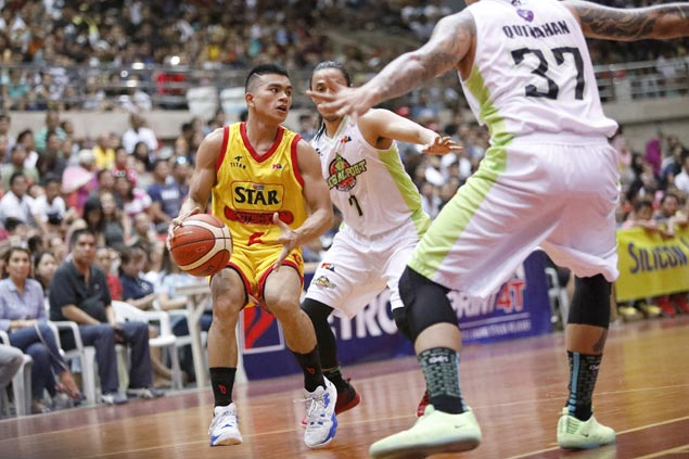 Jio Jalalon leads fiery attack in Lanao game as Star Hotshots keep GlobalPort winless