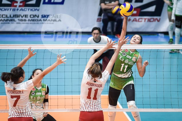 Kim Dy says Lady Spikers peaking at right time as La Salle hopes to keep lead into Final Four