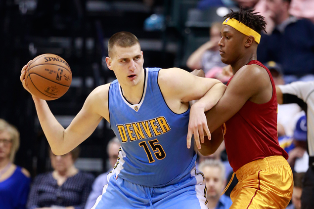 Nikola Jokic stars as Nuggets hold off Pacers to get a win run going