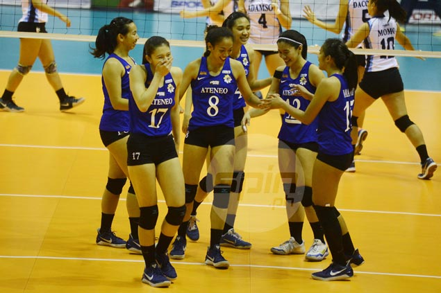 Ateneo Lady Eagles prove too strong for Adamson in UAAP battle of leader vs tailender