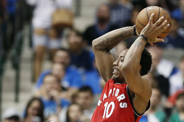 Raptors down Pacers to get back on track as DeMar DeRozan matches Vince Carter's mark
