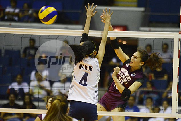 UP Lady Maroons make it back-to-back wins, defeat NU Lady Bulldogs to boost semis bid