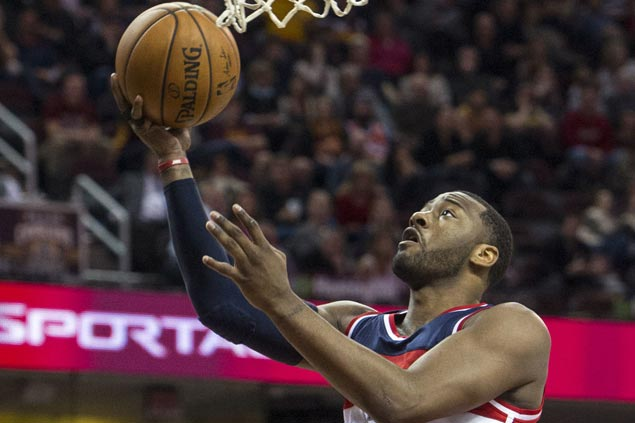 Wizards send out warning to East rivals ahead of playoffs with big win over struggling titleholder Cavs