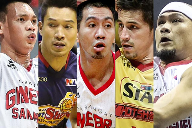 Pingris, De Ocampo, Tenorio to test Gilas players' mettle in three-part PBA All-Star Week