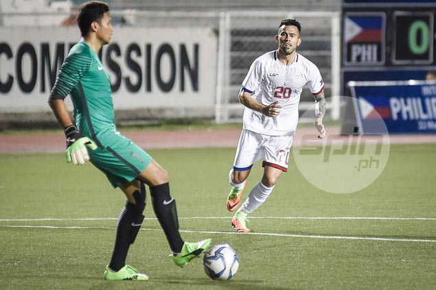 Missing two key players and lacking match practice, Azkals begin Asian Cup bid vs Nepal