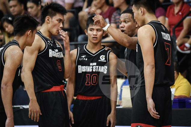 Willie Miller had as much fun as his players in Slam Rising Stars Classic coaching gig