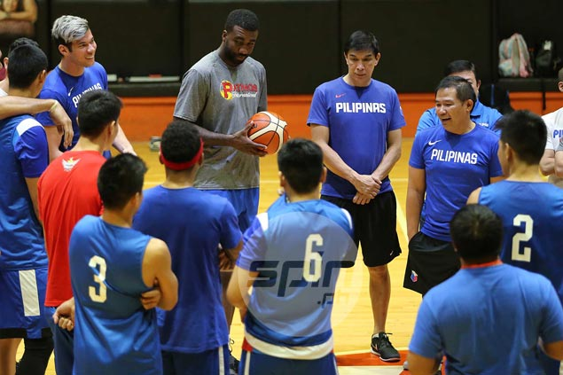 TNT import Donte Greene says he's open to becoming a naturalized player for Gilas