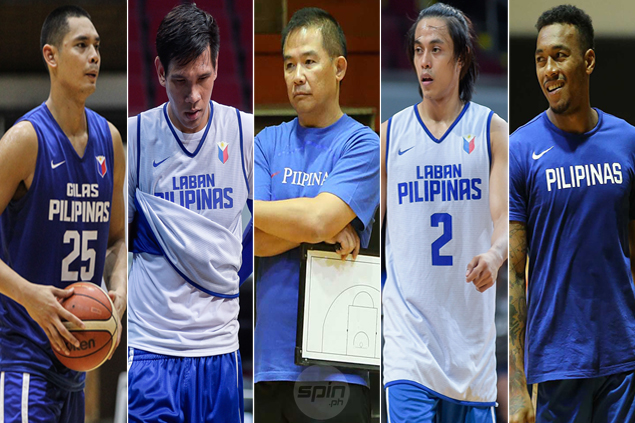 Chemistry crucial as Chot Reyes, Gilas 5.0 aim to mirror success of predecessors