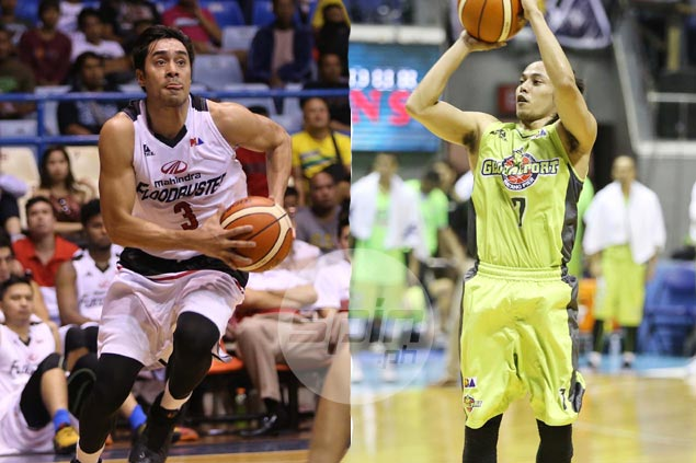 Romeo, Guevarra face tough competition in bid to extend PBA shootout, slam dunk reign