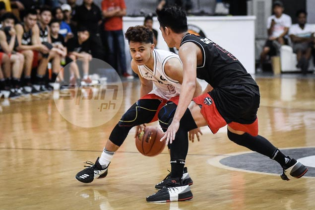 Incoming UP Maroons freshman Juan Gomez de Liano savors perfect end to high-school career
