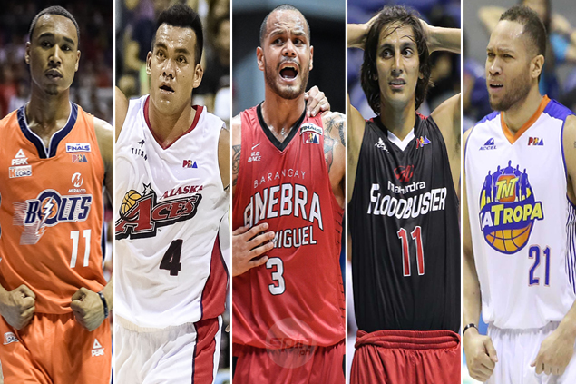 Mallari, Mercado, Newsome lead standouts left out from three PBA All-Star teams