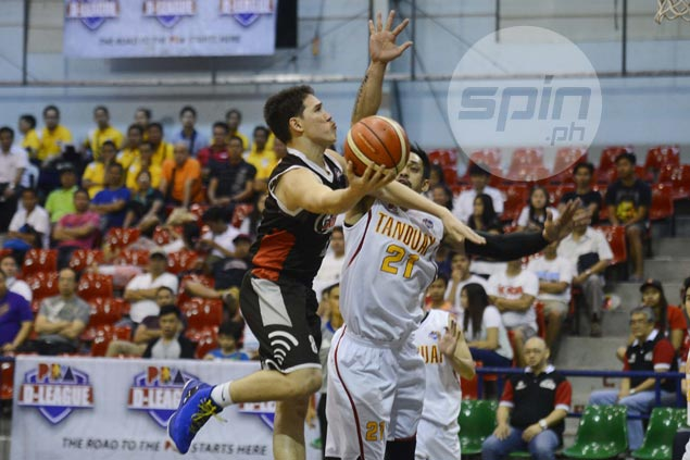 Cignal-San Beda bucks slow start to rout Tanduay and seal D-League finals clash vs Racal
