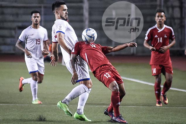 Azkals assert mastery over Nepal to kick off AFC Asian Cup qualifiers campaign on high note