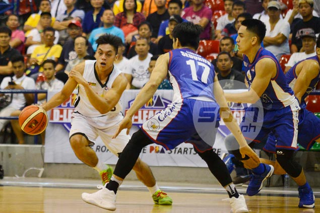 Racal beats Cafe France in thrilling Game Three to reach first PBA D-League finals