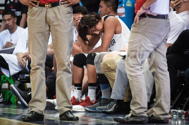 Chris Gavina calls out Alex Mallari for lack of maturity: 'We have too many cry-babies right now'