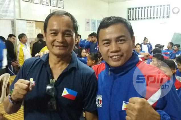 Filipino boxers set for international exposure in lead-up to SEA Games, world championships