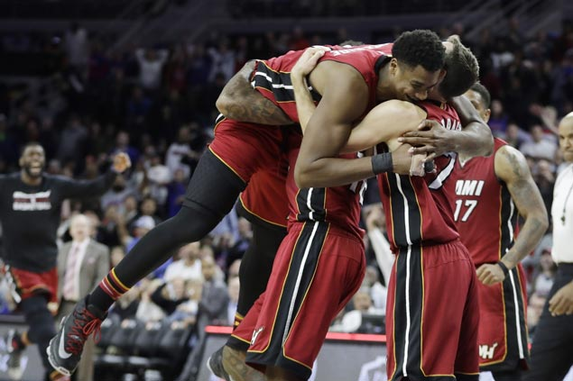 Spoelstra in awe of Heat hero Whiteside's transformation from stats chaser to team player