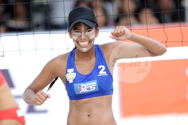 Charo Soriano, beach volley proponents return to indoor play in rebranded V-League
