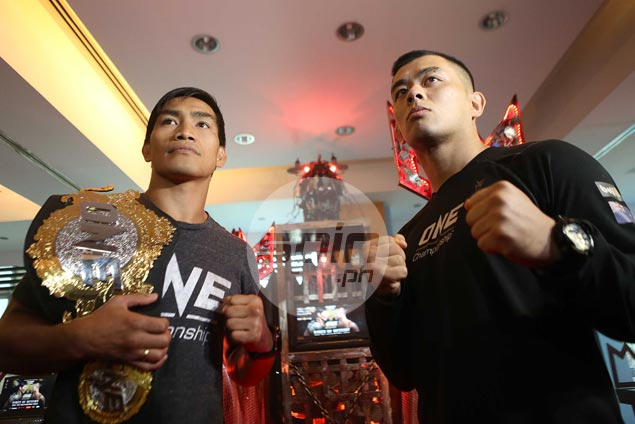 Challenger Ev Ting prepared for 'best version' of Eduard Folayang in ONE title bout
