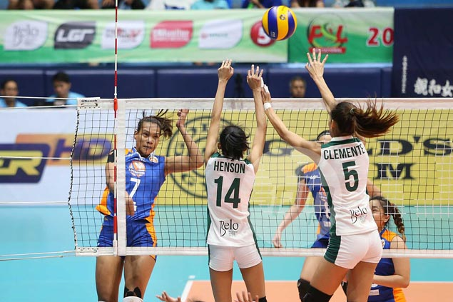 Generika edges Sta. Lucia in five to boost chances of salvaging fourth spot in PSL Invitational
