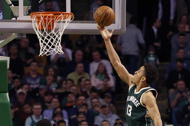 Malcolm Brogdon steady down the stretch as Bucks overcome Celtics