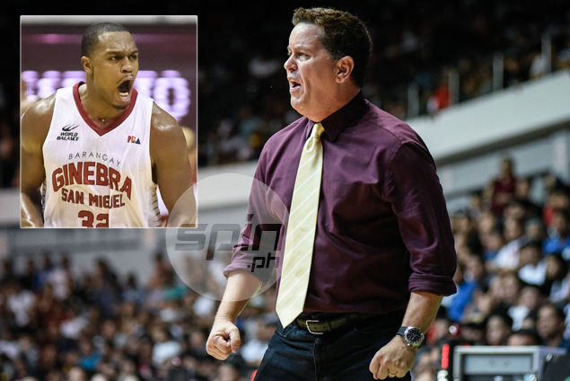 Cone believes Justin Brownlee's versatility makes size 'a bonus rather than detriment'