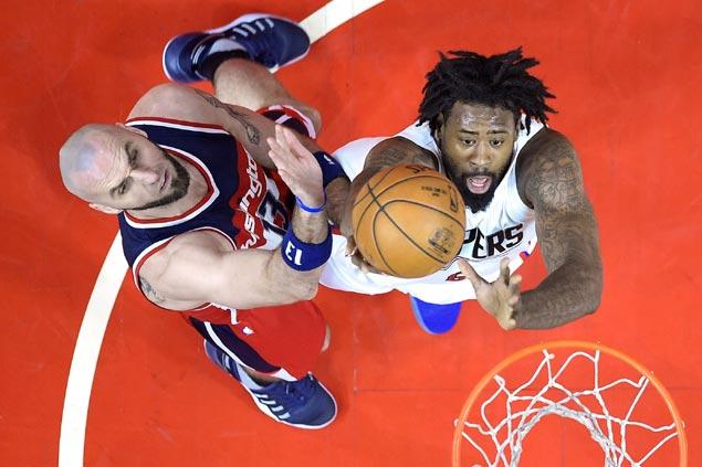 Clippers outgun Wizards in high-scoring shootout to end Washington win run at four