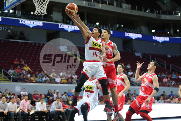 Mark Barroca as surprised as everybody else after topping PBA All-Star balloting