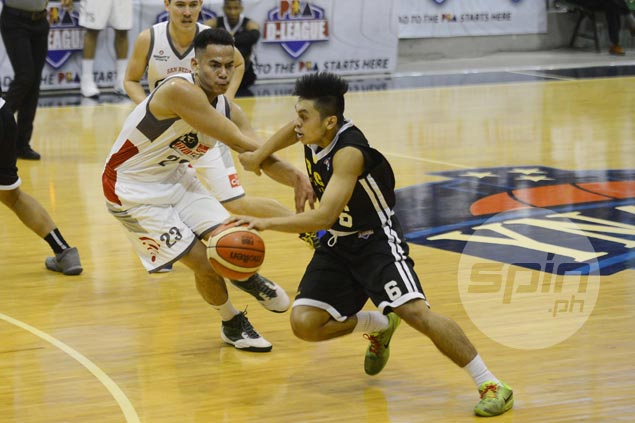 Rey Nambatac admits extra motivation in facing core of NCAA rival San Beda in D-League finals