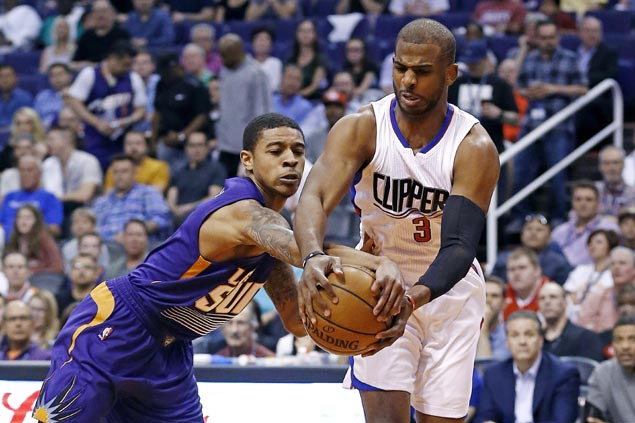 Chris Paul takes charge down the stretch as Clippers sink Suns to 10th straight loss