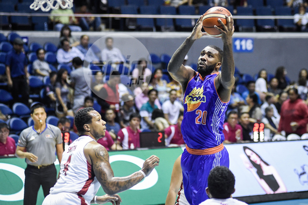 No Racela guarantees for Donte Greene as TNT debut leaves much to be desired