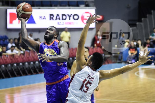 Highly regarded Donte Greene vows to make up for 'terrible' debut for TNT