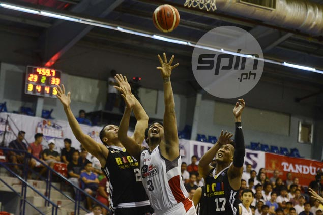 Jason Perkins boosts draft stock with Game One heroics, but Cignal forward deflects credit