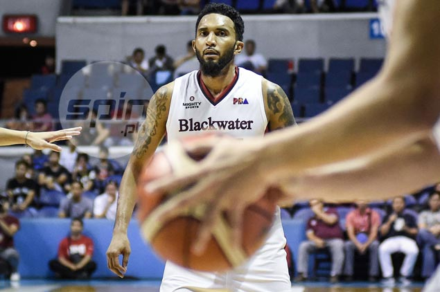 KG Canaleta bummed to let Blackwater down after Isaac calls his number with game on line