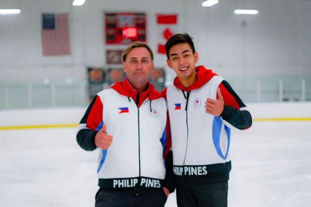 Filipino figure skater Michael Martinez advances to World Championships final