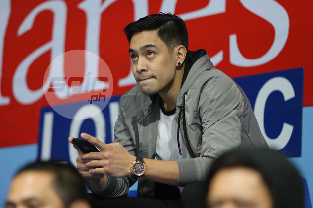 Who is 'Papa Rey' Guevarra rooting for in Cignal-Petron game in Super Liga?