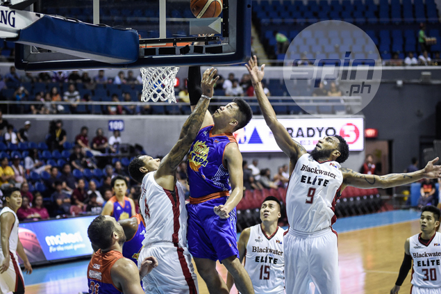 Roger Pogoy leaves import Greene in the shade as TNT comeback denies Blackwater