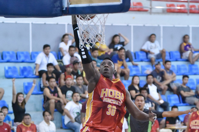 Shooster Olago shows way as Hobe beats Baliwag to book return trip to Republica Cup finals
