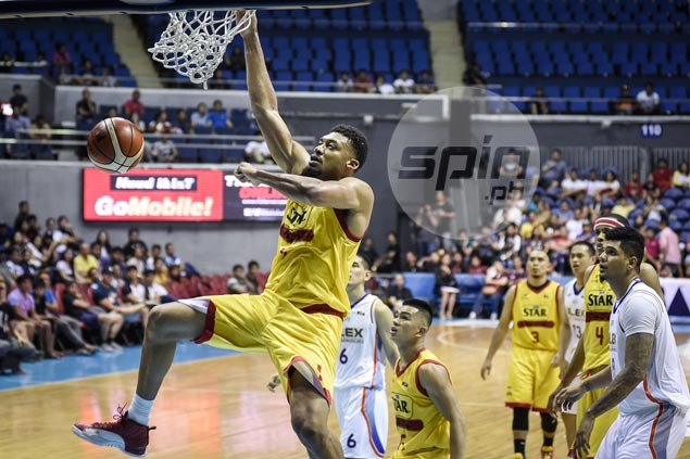Tony Mitchell proud to see Star keep composure in face of brave NLEX fightback