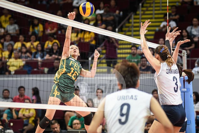 FEU Lady Tams rip NU Lady Bulldogs to gain share of fifth and keep semis bid alive