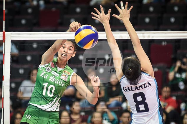 Kim Dy-less UAAP leader La Salle proves too much for cellar-dwelling Adamson