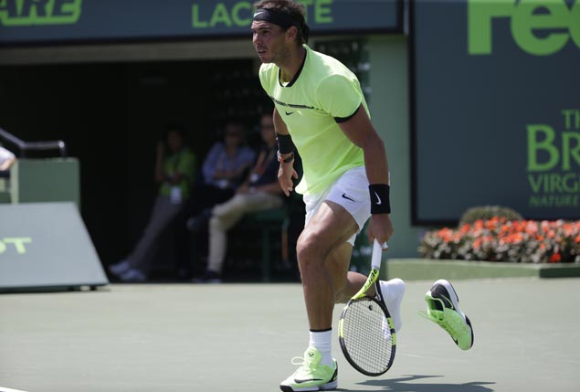 Rafael Nadal hopes to finally bag Key Biscayne title as he reaches final for the fifth time