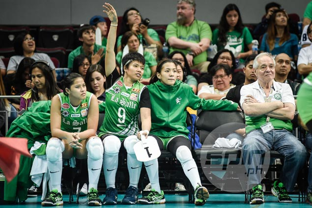 Kim Dy ready to play but La Salle takes cautious approach ahead of rematch with Ateneo