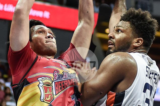 San Miguel Beer tries to shake off rust in Commissioner's Cup debut vs pacesetting Meralco